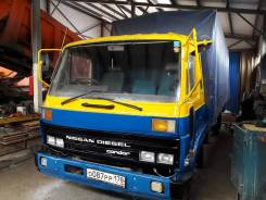 Nissan Diesel UD. Продаётся грузовик Ниссан дизель, 6 925 куб. см., 5 000 кг.