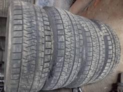 Pirelli Ice Asimmetrico. Зимние, без шипов, 2014 год, износ: 5%, 4 шт