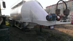 Сеспель 964809. Продам цементовоз полуприцеп-цистерна 964809, 2008 г/в, 35 000 кг.