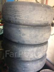Bridgestone Dueler H/T. Летние, 2013 год, износ: 70%, 4 шт