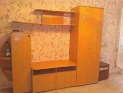 1-комнатная, улица Саратовская 2. Железнодорожный, частное лицо, 35 кв.м. Комната