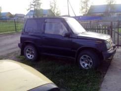 Suzuki Escudo. ПТС TA01W G16A 1993г. в.