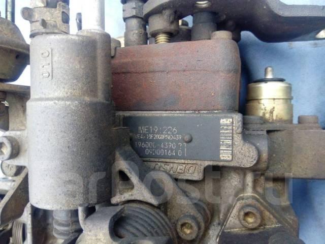 Топливный насос высокого давления. Mitsubishi Canter Двигатель 4M40