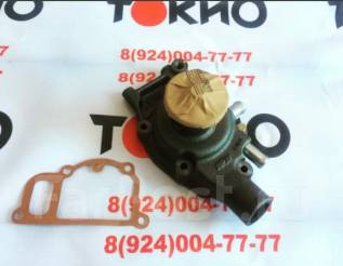 Помпа водяная. Mitsubishi Canter, fb308, fb328, FB308, FB328 Двигатель 4DR7