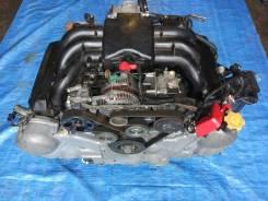 Двигатель в сборе. Subaru Legacy, BLE, BPE Subaru Outback, BPE Subaru Legacy B4, BLE Двигатели: EJ30D, EZ30, EZ30D