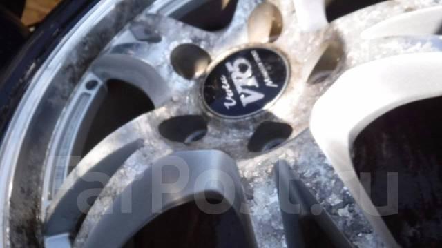 Отличные колеса R17 с Galant/Legnum. 7.0x17 5x114.30 ET48