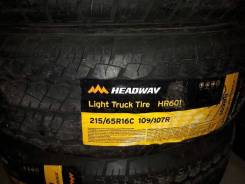 1шт Headway с нагрузкой в наличии! есть монтаж!, 215/65R16LT 109/107H