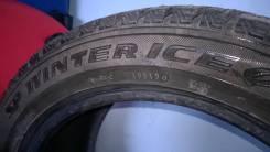 Dunlop SP Winter ICE 01. Зимние, шипованные, 2013 год, износ: 20%, 4 шт