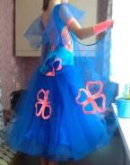 Платья для бальных танцев. Рост: 140-146, 146-152 см