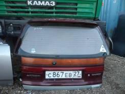 Дверь багажника. Mitsubishi Chariot, N48W, N43W, N33W, N38W Двигатель 4G63