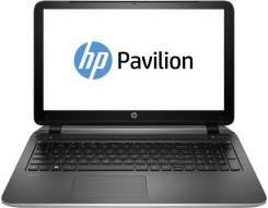 "HP Pavilion 15. 15.6"", 2,6ГГц, ОЗУ 4096 Мб, диск 500 Гб, WiFi, Bluetooth, аккумулятор на 1 ч."