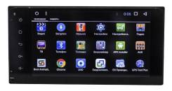 Штатная магнитола Toyota универсальная 200 x 100 мм Android 6.0 без CD
