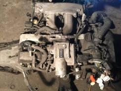 Двигатель в сборе. Toyota Aristo, JZS160 Двигатель 2JZGE