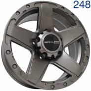 Off-Road-Wheels. 8.0x17, 5x150.00, ET20, ЦО 110,5мм. Под заказ