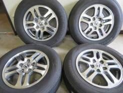 Honda. 6.0x15, 5x114.30, ET50, ЦО 64,0мм.