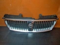 Решетка радиатора. Nissan Bluebird Sylphy, QG10