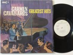 JAZZ! Кармен Кавалларо / Carmen Cavallaro - Greatest Hits - JP LP