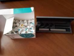 Продам две шприц ручки инсулиновые вместе с иголками 123 шт.