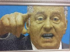 Мозаичный портрет Жириновский ВВ