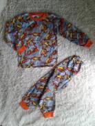 Пижамы. Рост: 116-122, 122-128 см. Под заказ