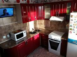 2-комнатная, Славянка, Лазо 9. 2 микрорайон, частное лицо, 47 кв.м. Интерьер
