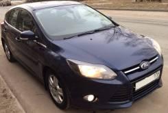 Ford Focus. механика, передний, 1.6 (105 л.с.), бензин, 70 000 тыс. км