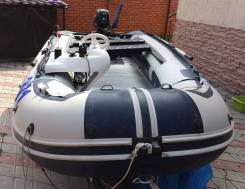 Sunmarine. длина 380,00м., двигатель подвесной, 9,90л.с., бензин