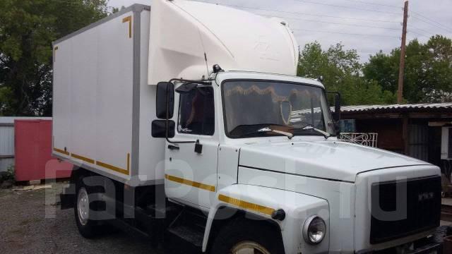 ГАЗ 3309. Продается грузовой фургон , 5 000 куб. см., 5 000 кг.