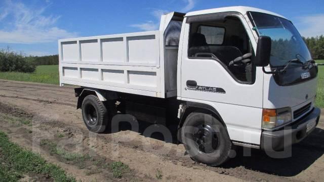 Nissan Atlas. Ниссан атлас, 4 600 куб. см., 3 000 кг.
