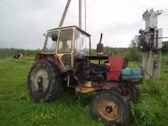 ЮМЗ. Трактор