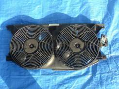 Вентилятор радиатора кондиционера. Mercedes-Benz M-Class, W163