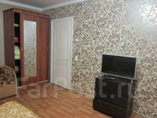 1-комнатная, улица Ленинградская 4. Центральный, 33 кв.м.