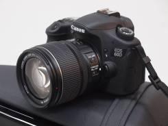 Canon EOS 60D Kit. 15 - 19.9 Мп, зум: 14х и более
