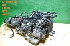 Механическая коробка переключения передач. Toyota Lite Ace, S412M, S412U Toyota Town Ace, S412M, S412U Двигатель 3SZVE