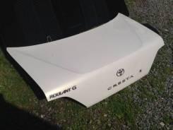 Эмблема багажника. Toyota Cresta