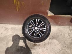 Летние колеса. Шины 165/80 R-14 на дисках 4х100. 5.5x14 4x100.00 ET45