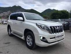 Toyota Land Cruiser Prado. автомат, 4wd, 2.7 (163 л.с.), бензин, 31 тыс. км