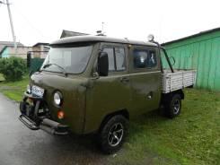 УАЗ 39094 Фермер. Продается УАЗ-Фермер 33094, 3 000 куб. см., 1 000 кг.