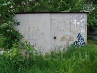 Гаражи металлические. улица Гамарника 24а, р-н Столетие. Вид изнутри