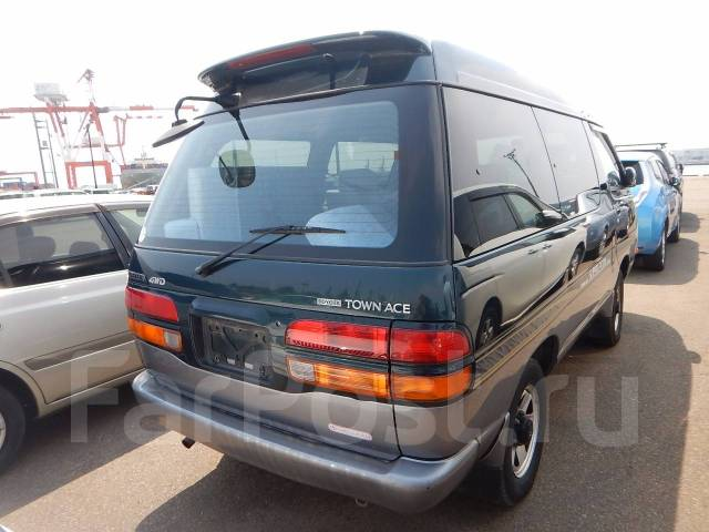 Toyota Town Ace. CR31, 3CT