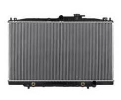 Радиатор охлаждения двигателя. Honda Accord, CU2, CU1