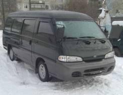 Hyundai Grace. механика, задний, 2.5 (85 л.с.), дизель, 236 тыс. км