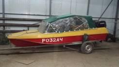 Казанка-5М. Год: 2008 год, длина 5,00м., двигатель подвесной, 40,00л.с., бензин. Под заказ