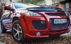 Nissan Murano. вариатор, 4wd, 3.5 (231 л.с.), бензин, 151 000 тыс. км