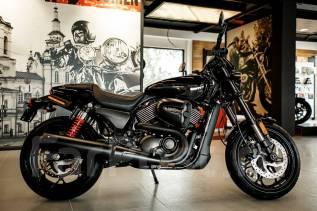 Harley-Davidson Street Rod. 749 куб. см., исправен, птс, с пробегом