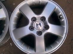 Honda. 6.0x16, 5x114.30, ET50, ЦО 64,0мм.