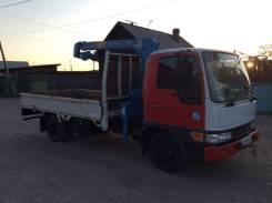 Toyota Dyna. Продаю грузовик манипулятор, 5 600 куб. см., 3 000 кг.