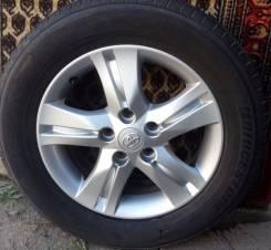 Продам или обменяю. Идеальные колёса 215/60 R-16. x16 5x114.30 ET-50