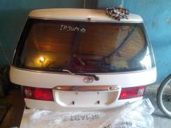 Дверь багажника. Toyota Ipsum, SXM10, SXM10G