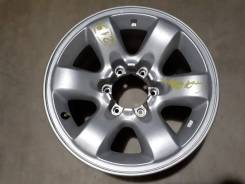 Nissan. 8.0x16, 6x139.70, ET10, ЦО 110,1мм.